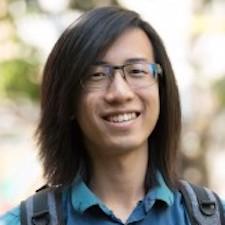 writing program alumnus James Sikai Zhan