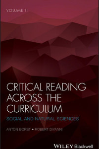 Searching for Story: Reading in Science. Critical Reading across the Curriculum, Volume 2: Social and Natural Sciences book cover