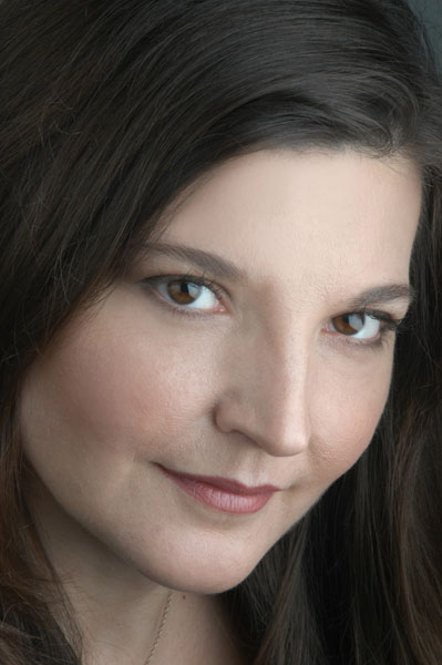 Lisette Canton. Image courtesy of Ottawa Bach Choir