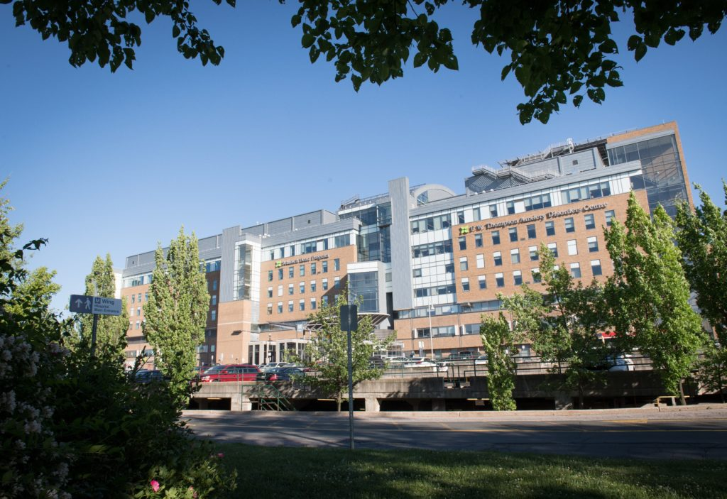 Odette Cancer Centre at Sunnybrook Health Sciences Centre
