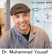 A picture showing Professor Muhammad Yousaf (interim Chair)