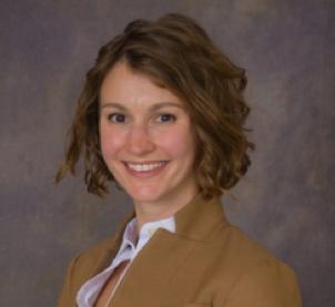 Headshot of Dr. Carly Rozins