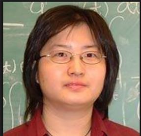Headshot of Dr. Hongmei Zhu