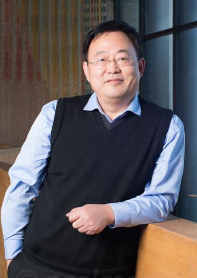 Headshot of Dr. Huaiping Zhu