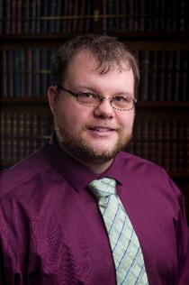 Headshot of Dr. Iain Moyles