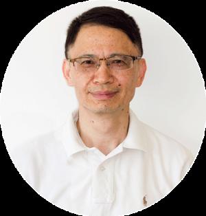 Headshot of Dr. Jianhong Wu