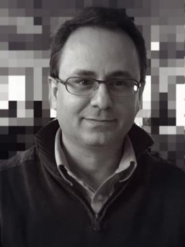 Headshot of Dr. Seyed Moghadas
