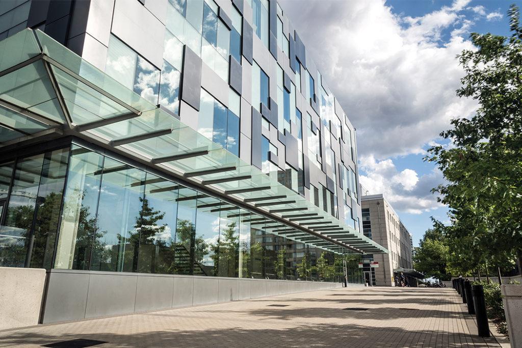 York Science campus building.
