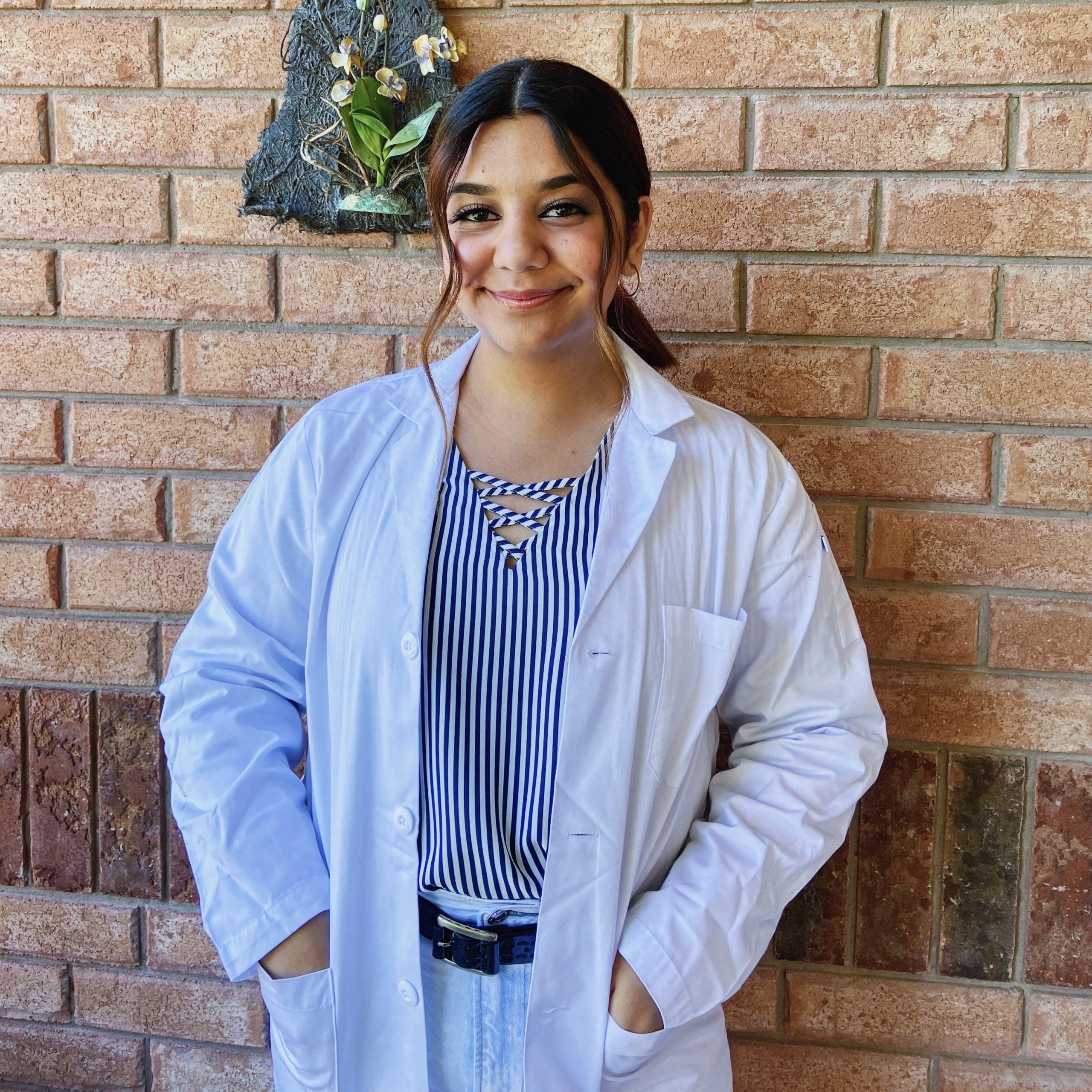 Student Aleeza Qayyum