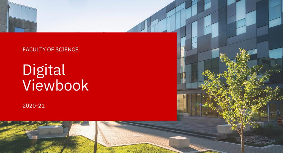 Faculty of Science Digital Viewbook 2020-21