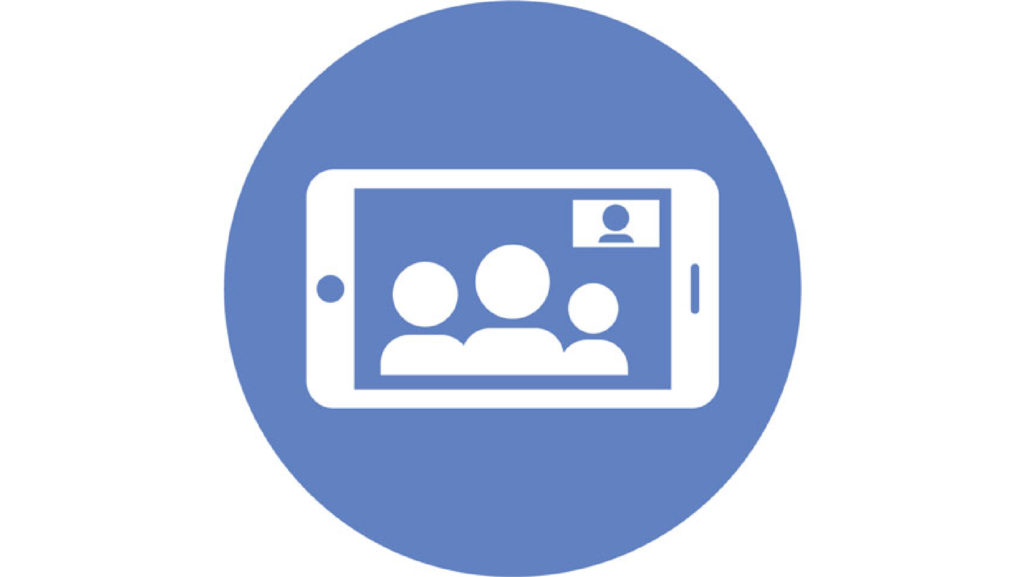 Forming Online Study Groups button