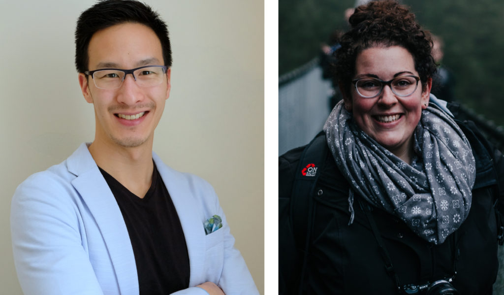 David Ip Yam and Amanda Sartoria - Top Tips for Great Service Delivery