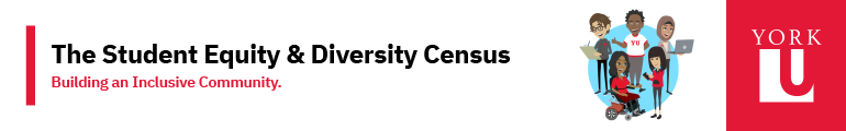 Student Equity & Diversity Census - building an inclusive community