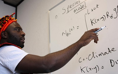 'Family first' is mathematician's approach to teaching