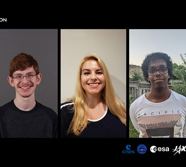 Lassonde students finalists in NASA SpaceApps global hackathon for developing COVID-19 solution