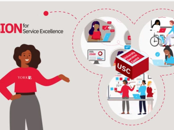 York introduces University Services Centre to make services easier to access, faster and more consistent