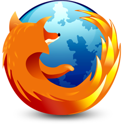 Icon of Mozilla Firefox linked to download page for the application